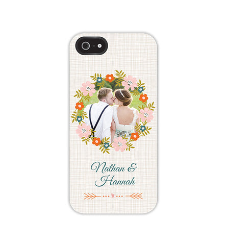 iPhone Case or Skin  | Me + You