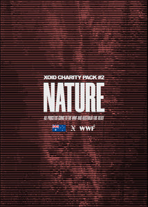 "XOID CHARITY PACK #2 - ""NATURE"""