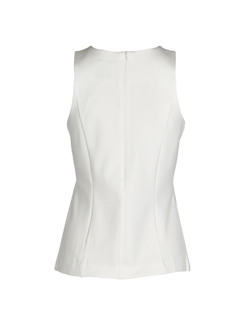 ACOLÉ EBONY TOP Tops & T-shirts 110 Creme