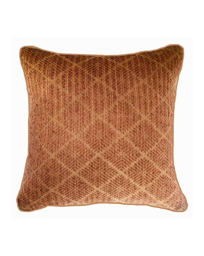 Rust Lounge Cushion 55 x 55 cm