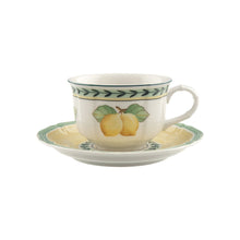 Load image into Gallery viewer, French Garden tea set 6 person