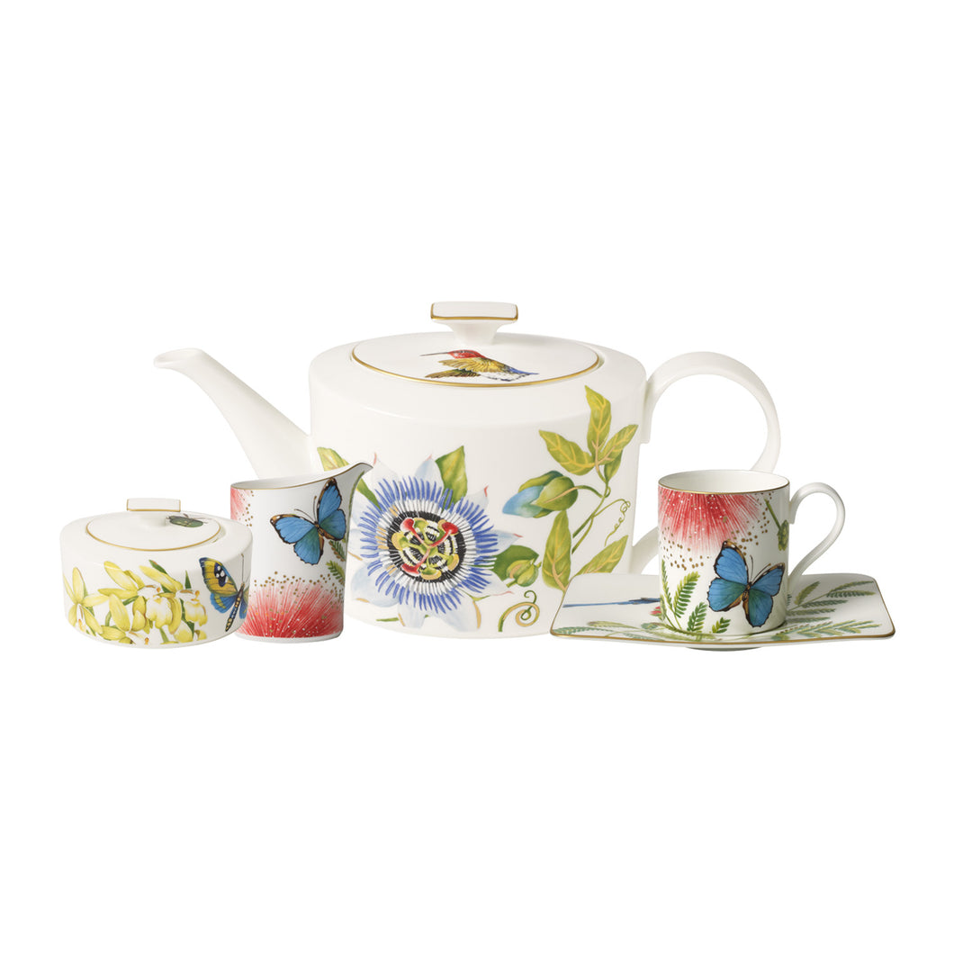 Amazonia tea Set 6 person on 15 pieces