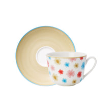 Load image into Gallery viewer, Lina Floral Coffee/tea set 6 person