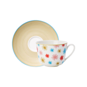 Lina Floral Coffee/tea set 6 person