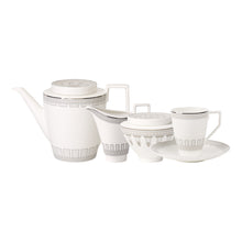 Load image into Gallery viewer, La Classica Contura tea/coffee Set 6 person on 15 pieces