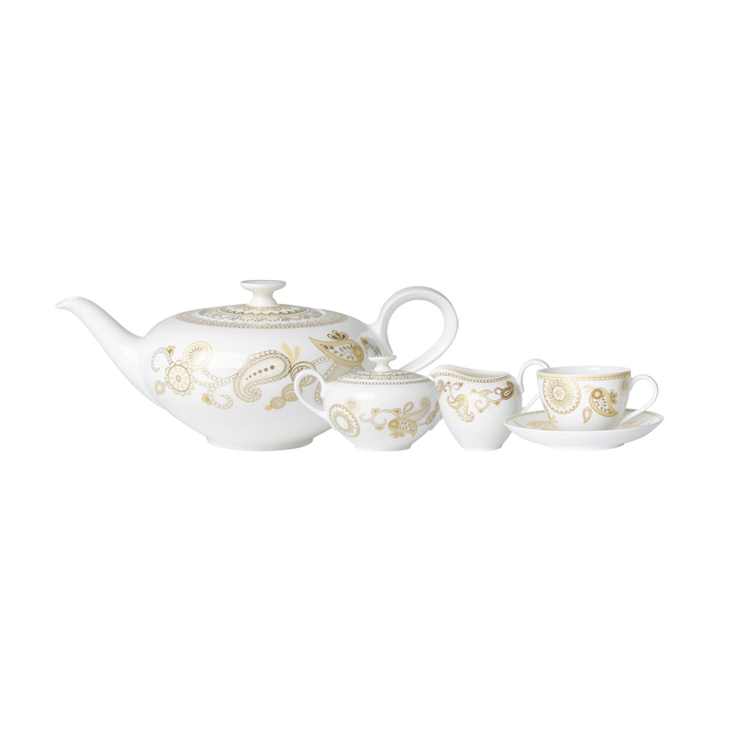 Anmut Samarah tea/coffee Set 6 person on 15 pieces