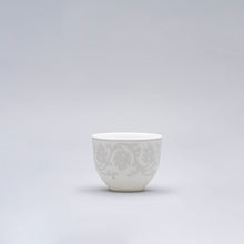 Load image into Gallery viewer, Gray Pearl Arabic coffee/tea cup 0.08L 12 pieces