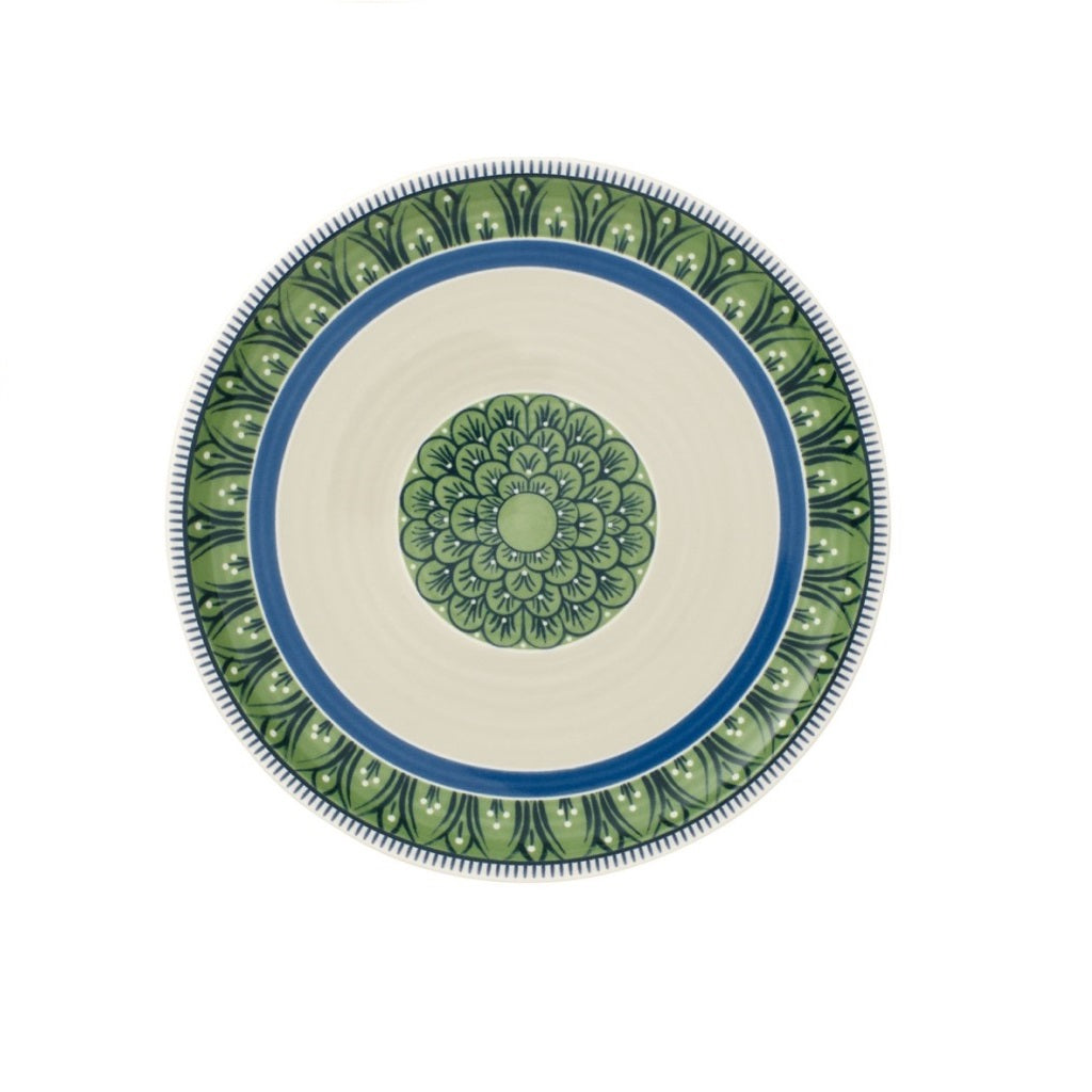 Casale Blu Bella Dessert Plate 6  pieces 22cm