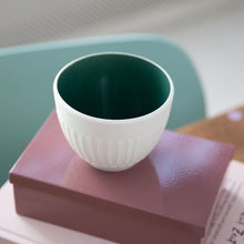 Load image into Gallery viewer, It's my match Green mug Blossom