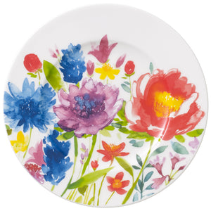 Anmut Flowers Dinner Set 6 person on 26 pieces