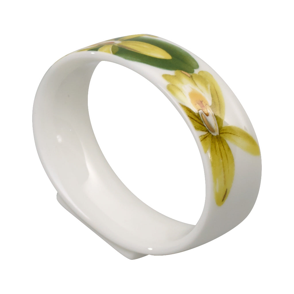 Amazonia Gifts napkin ring 6,5x2,5x5,5cm 6 pieces