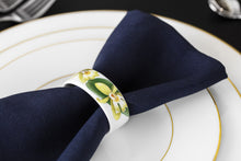 Load image into Gallery viewer, Amazonia Gifts napkin ring 6,5x2,5x5,5cm 6 pieces