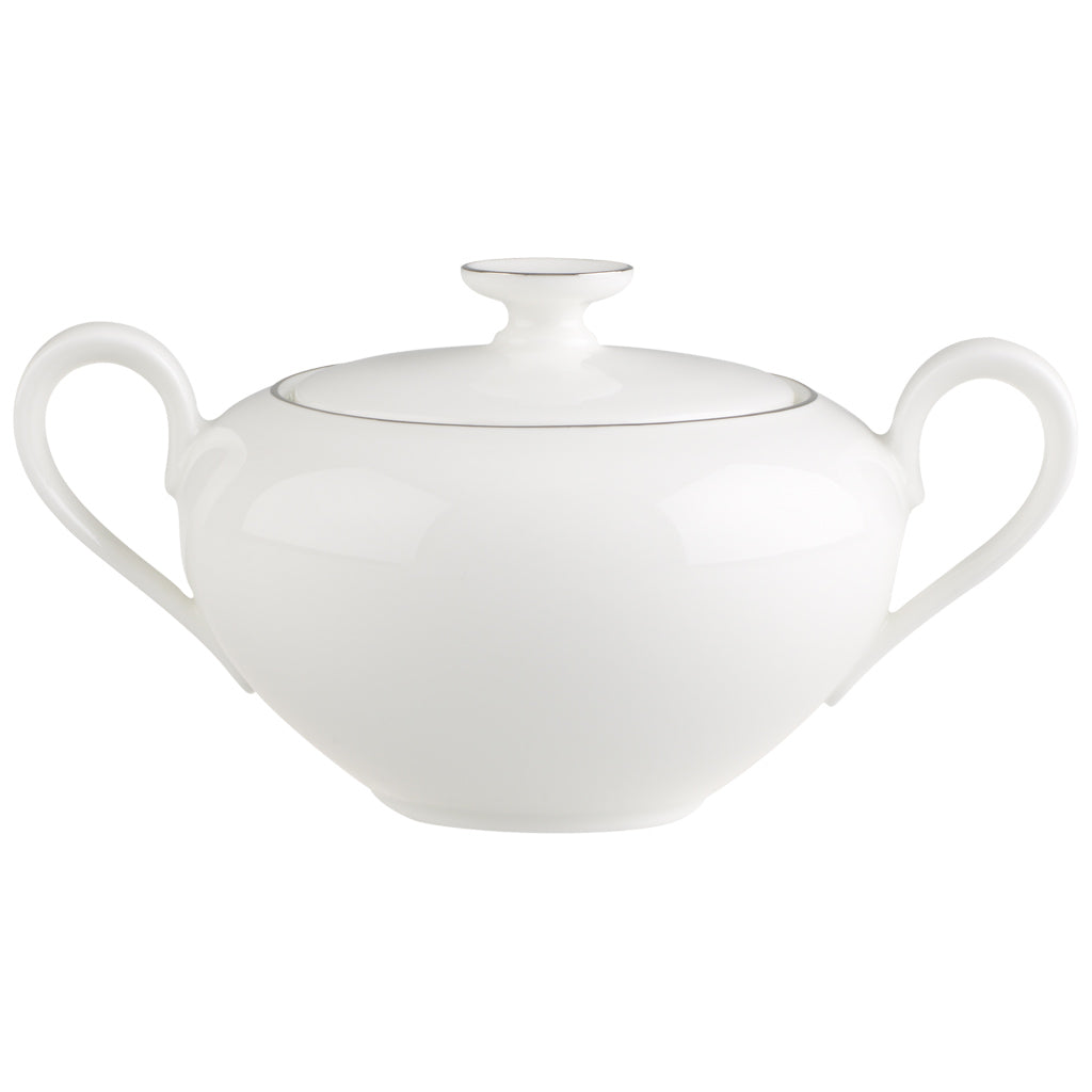 Anmut Platinum sugar bowl 0.35L