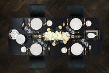 Load image into Gallery viewer, Anmut Gold Dinner Set 38  pieces