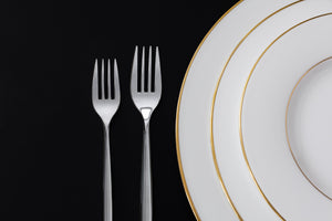 Anmut Gold Dinner Set 38  pieces