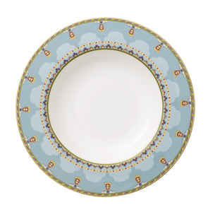 Samarkand Aquamarine Dinner Set 6  person on 26  pieces