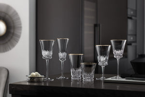 Grand Royal Platinum Water Goblet 0.39L 4 pieces