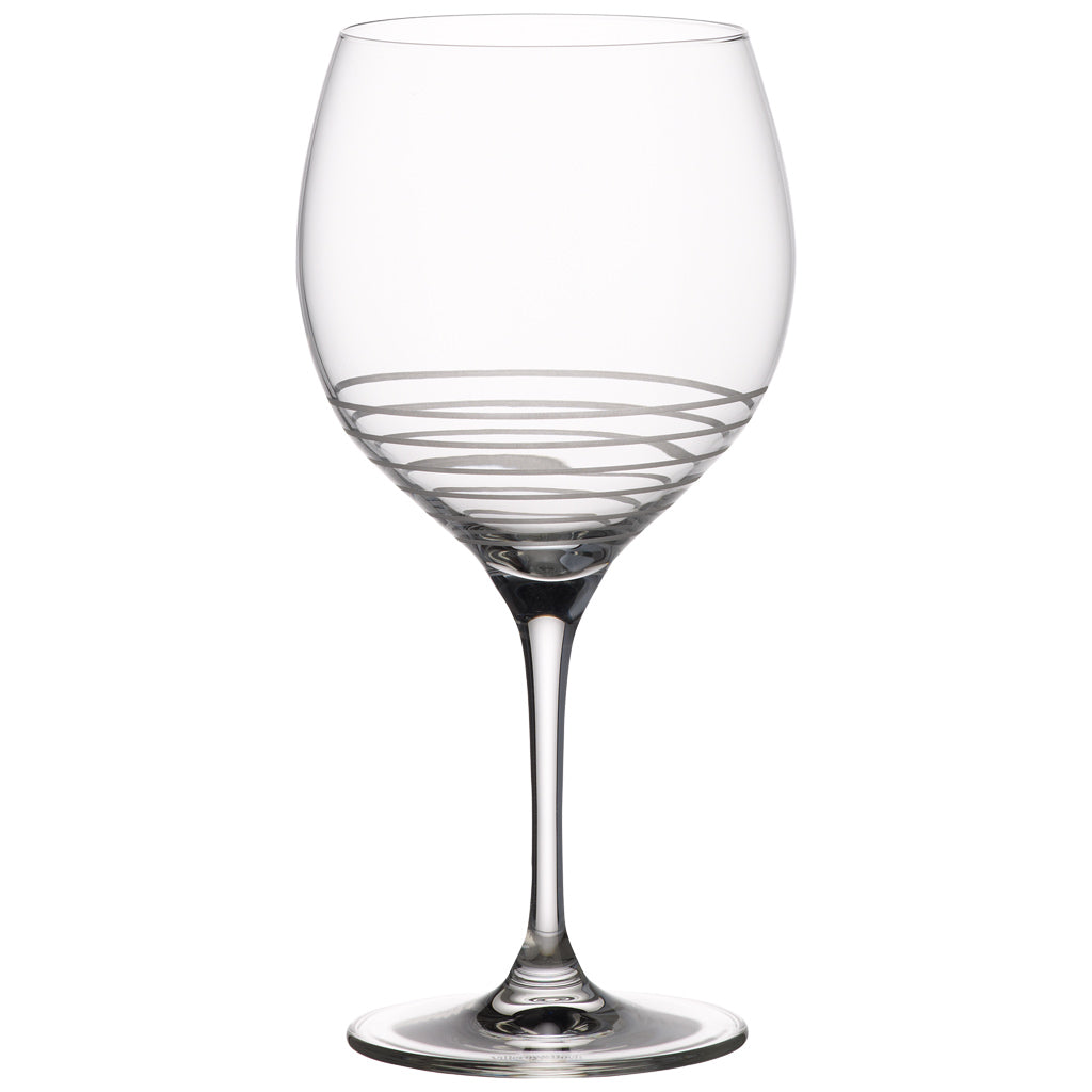 Maxima Decorated Juice Goblet Spiral 4  pieces 0.79L