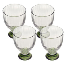Load image into Gallery viewer, Artesano Original Vert small glass 0.29L 4 pieces