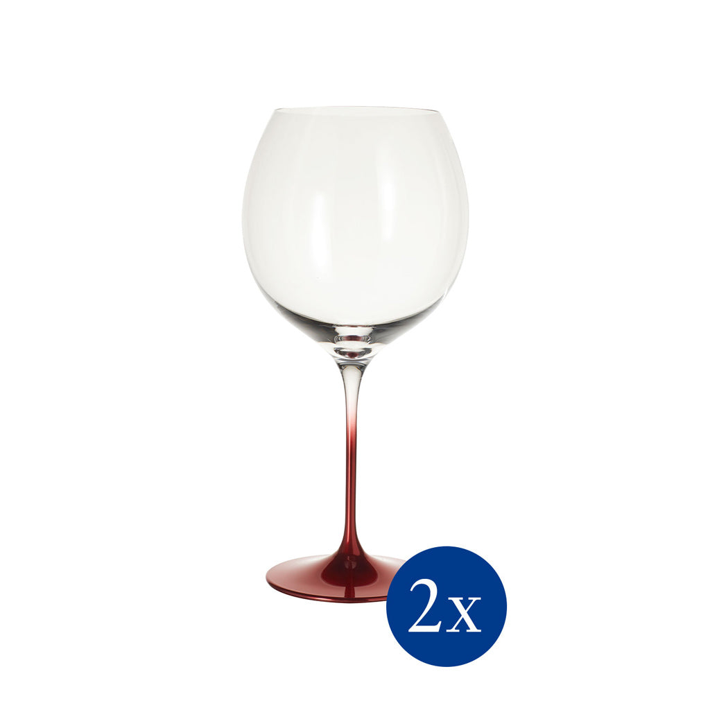 Allegorie Premium Rosewood Glasses 0.262L 2 pieces