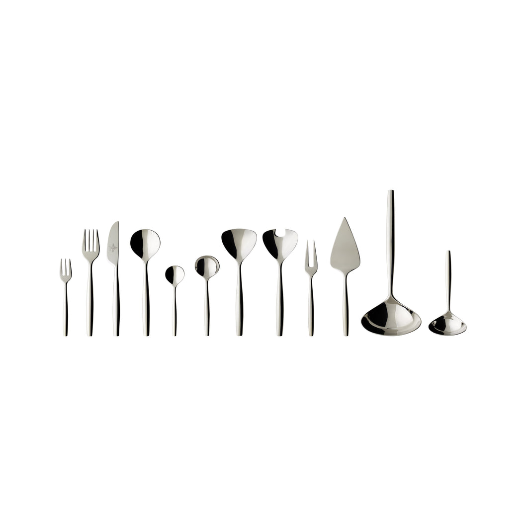 MetroChic cutlery set 12  person on 70 pieces