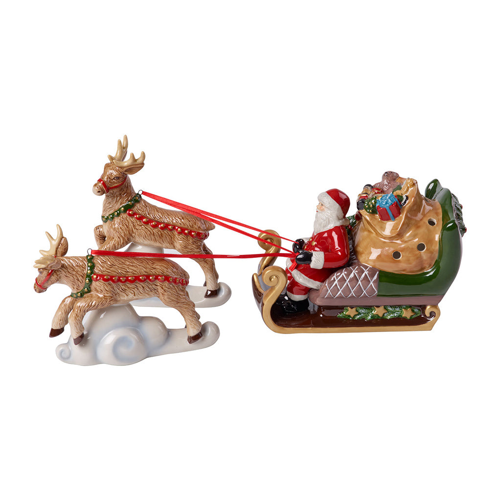 Christmas Toys Sleigh North Pole Express