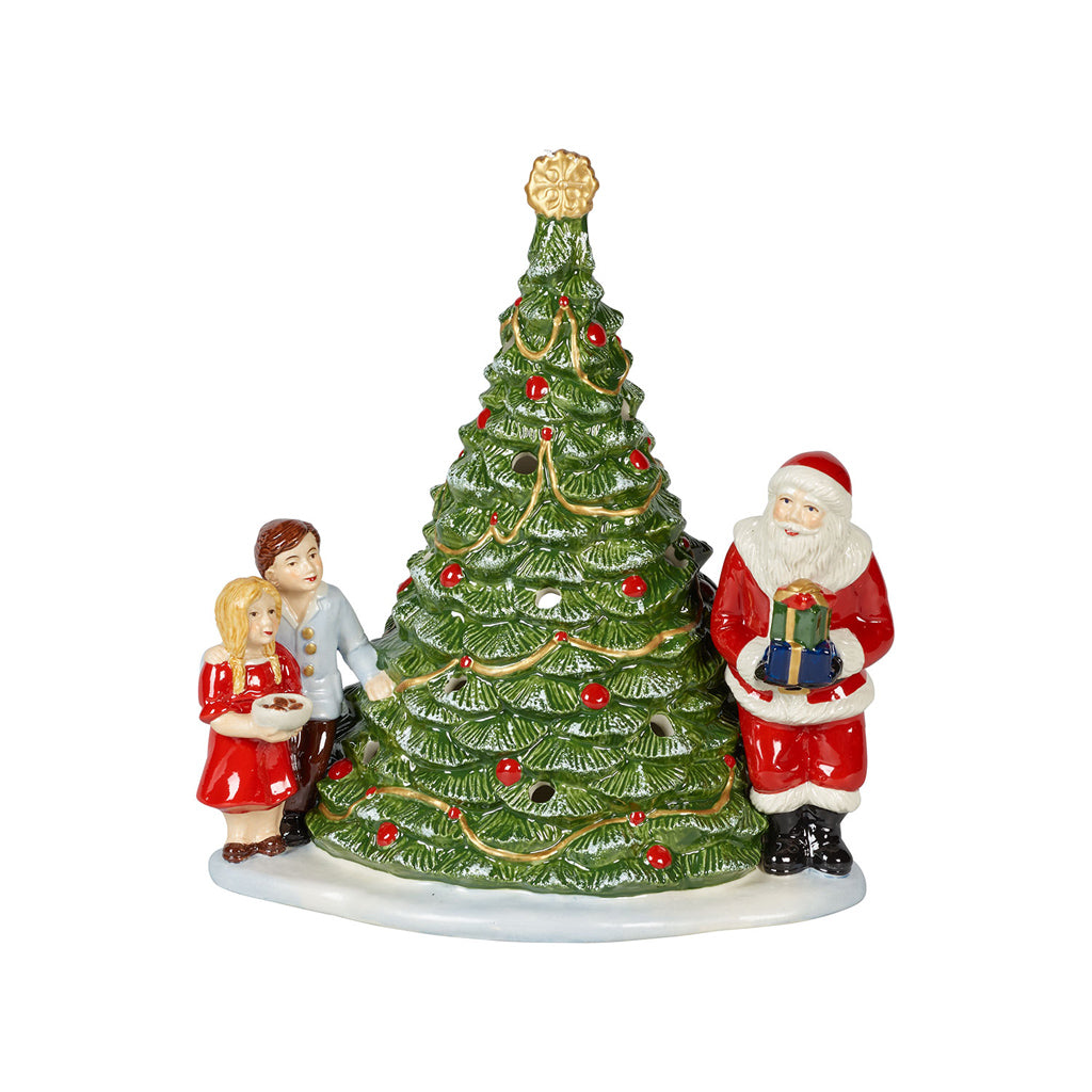 Christmas Toys - Santa on tree