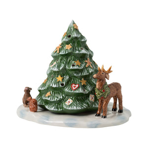 Christmas Toys Christmas tree with forest animals (Only Available in Lebanon)