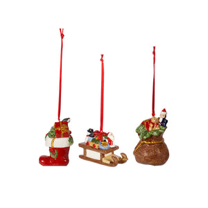 Nostalgic Ornaments Ornaments Gifts 3pcs