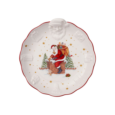 Toy's Fantasy - Bowl with Santa relief