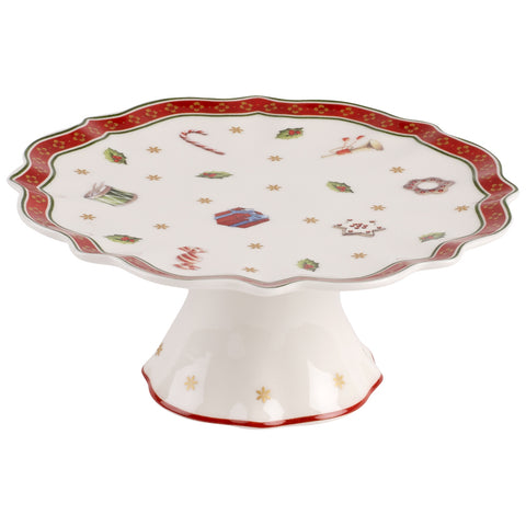 Toy's Delight Footed Cake Plate Mini 13cm