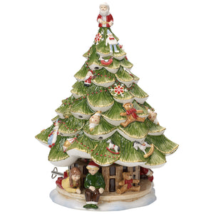 Christmas Toys Memory Xmas Tree Large With children