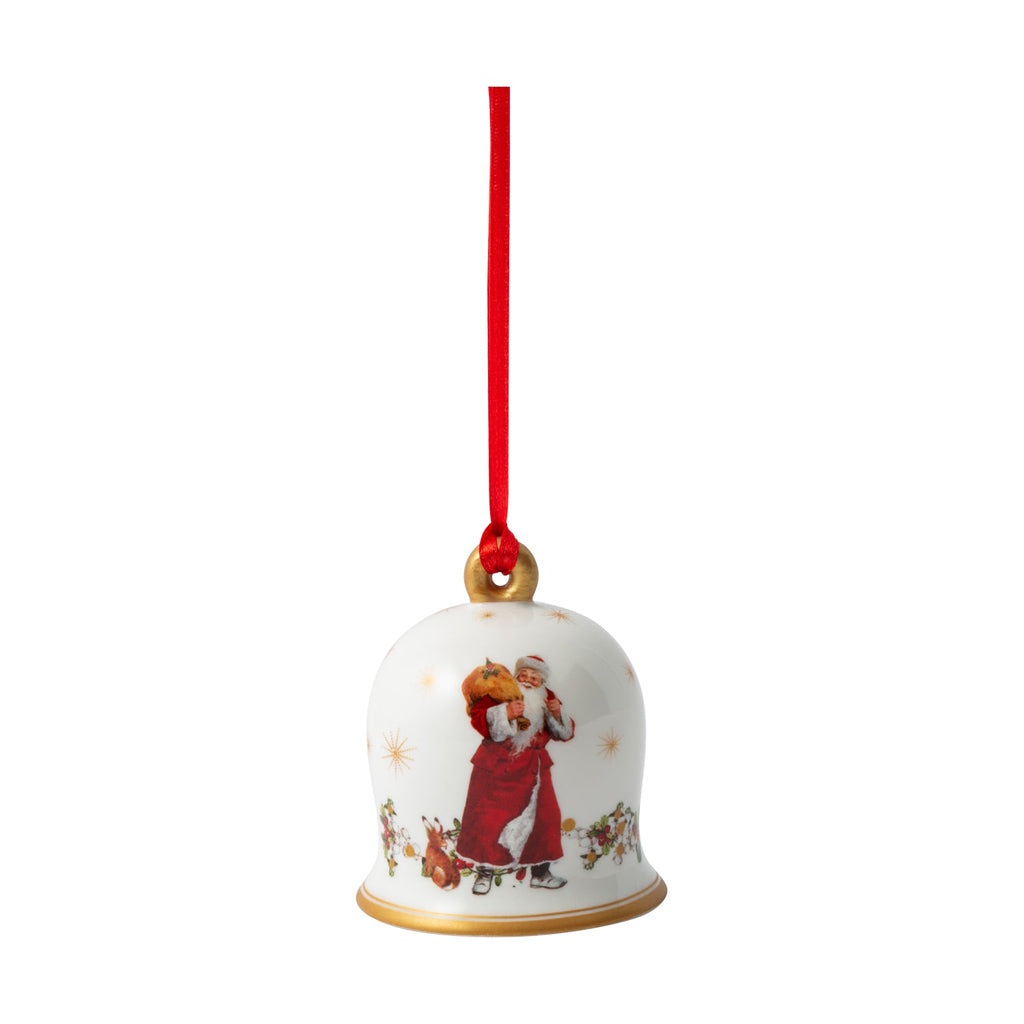 Annual Christmas Edition Bell 2020 6x6x7cm