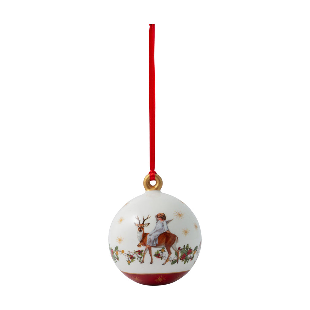 Annual Christmas Edition Ball 2020 6,5x6,5x8cm