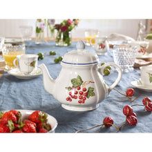 Load image into Gallery viewer, Cottage teapot 6 person 1.00L