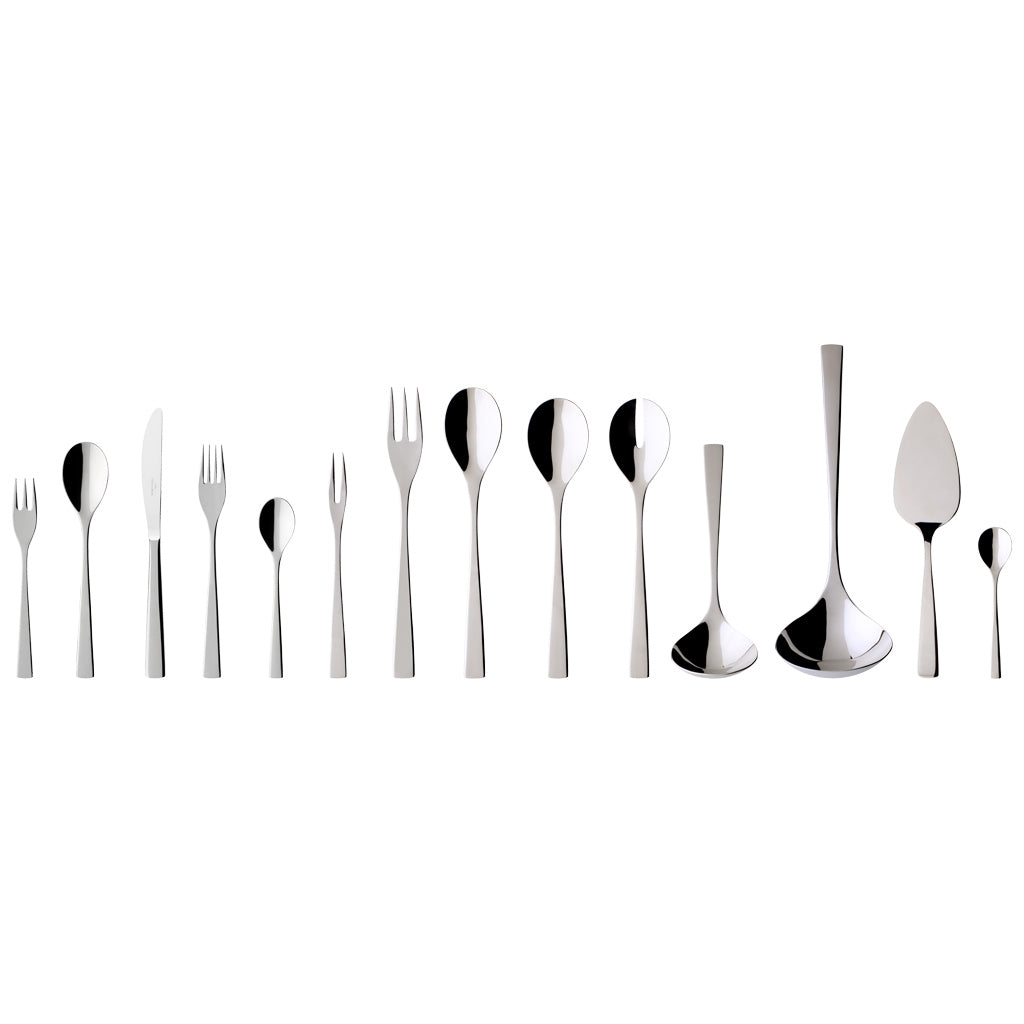 Modern Line cutlery set 12  person on 70 pieces