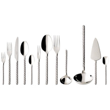 Load image into Gallery viewer, Montauk cutlery set 12  person on 70 pieces