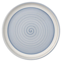 Load image into Gallery viewer, Cl.Cook.Blue Serv.dish/ Round Cov.30cm