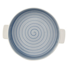 Load image into Gallery viewer, Cl.Cook.Blue Round Baking Dish 28cm