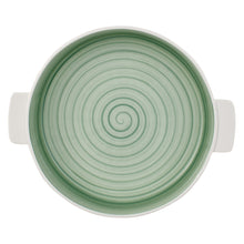 Load image into Gallery viewer, Cl.Cook.Green Round baking dish 28cm