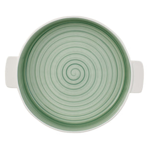 Cl.Cook.Green Round baking dish 28cm