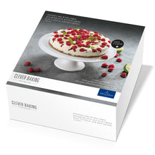 Load image into Gallery viewer, Clever Baking Footed cake plate large 32cm