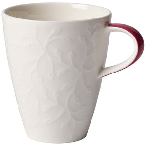 Caffe Clup Floral Touch Rose Mug 0,35L