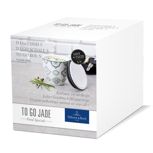 To Go Jade dish S 0.08L