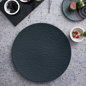 Manufacture Rock gourmet plate 31.5cm