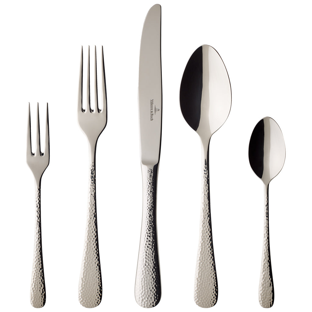 Leandra cutlery set 6  person on 30 pieces