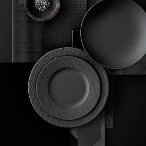 Manufacture Rock Dinner Set 6  person on 24 pieces