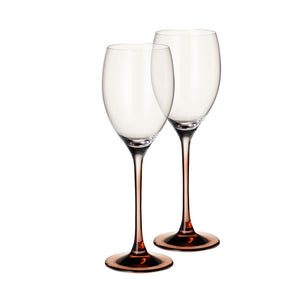 Manufacture Glass Goblet 0.36L 2 pieces