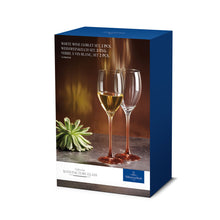 Load image into Gallery viewer, Manufacture Glass Goblet 0.36L 2 pieces