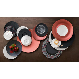 Manufacture Rock Desert Dinner Set 6  person on 24 pieces